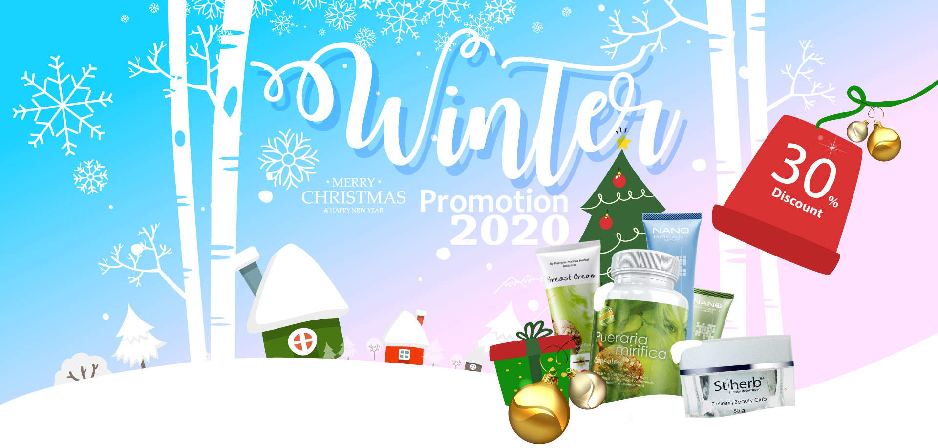 Winter Promotion!